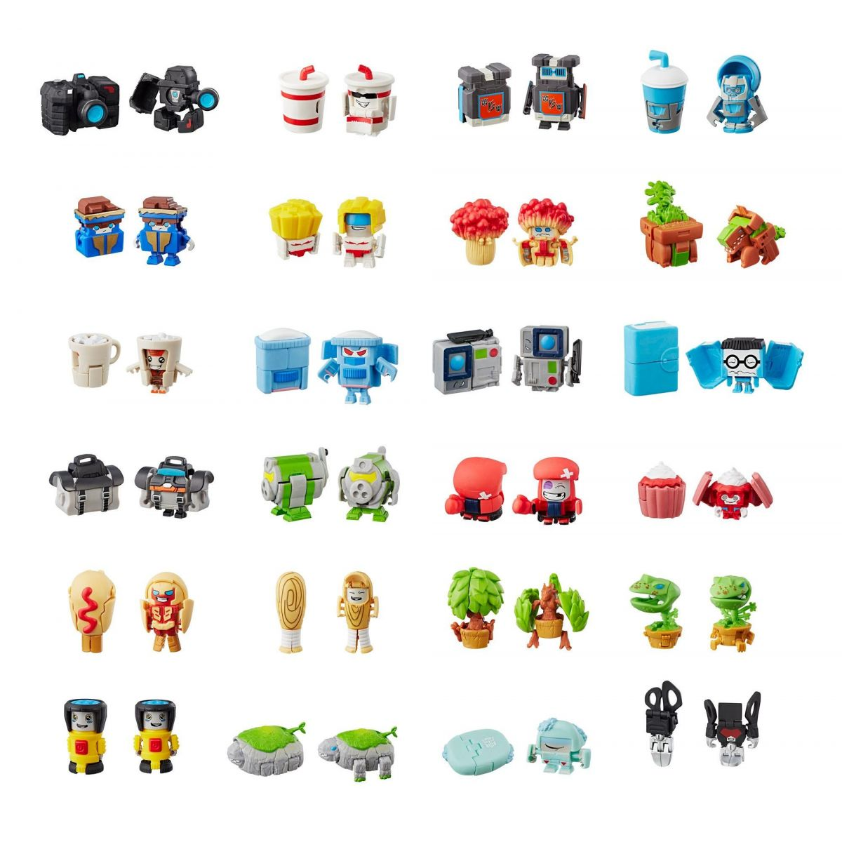 Hasbro Transfromers BotBots Blind box prekvapenie