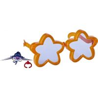 Hasbro Trolls Tiny Dancers figúrka Oranžová kytička 2
