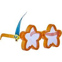 Hasbro Trolls Tiny Dancers figúrka Oranžová kytička 4