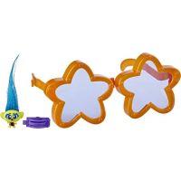 Hasbro Trolls Tiny Dancers figúrka Oranžová kytička 3