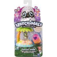 Hatchimals Svítící hrací sada plážové hnízdo