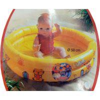Heless Nafukovací bazén pre bábiky 3