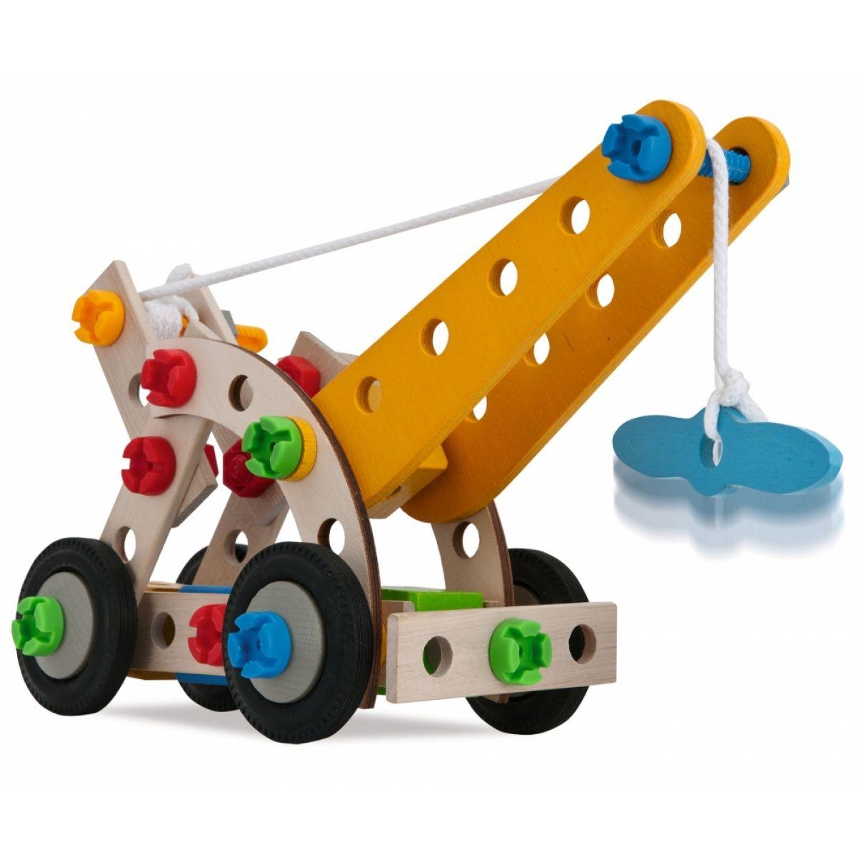 HEROS Constructor Pojazdný žeriav