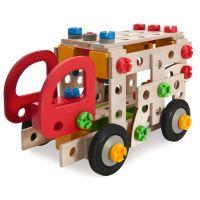 Heros Constructor 39085 Montážna stavebnica Hasičské auto 155d 2