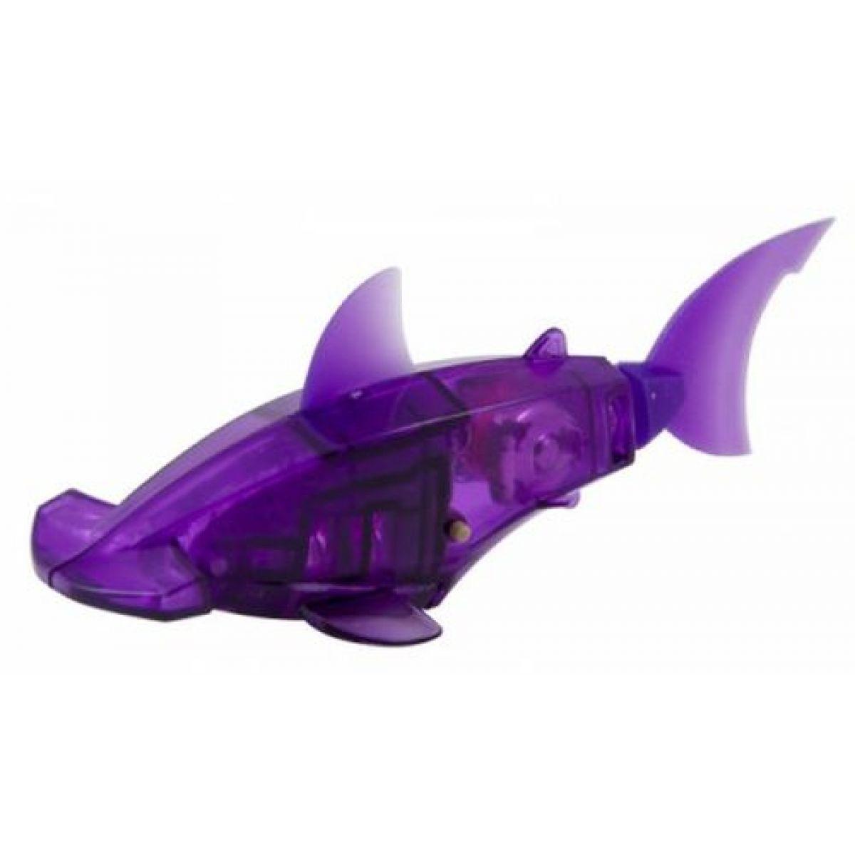 HEXBUG Aquabot LED fialový kladivoun