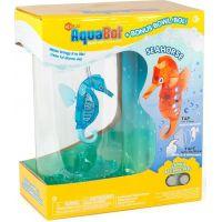 HEXBUG Aquabot Mořský koník s akváriem žlutá 2