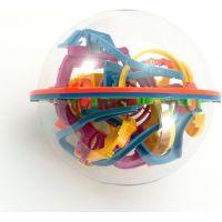 Hlavolam Bludiště koule 3D 100 kroků