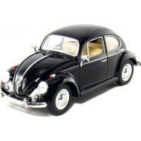 HM Studio 1967 VW Classical Beetle 1:24 černý