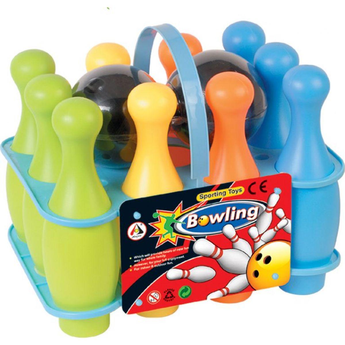 HM Studio Bowling kolky set 10 ks