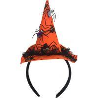 HM Studio Čelenka s klobúkom malá čarodejnica