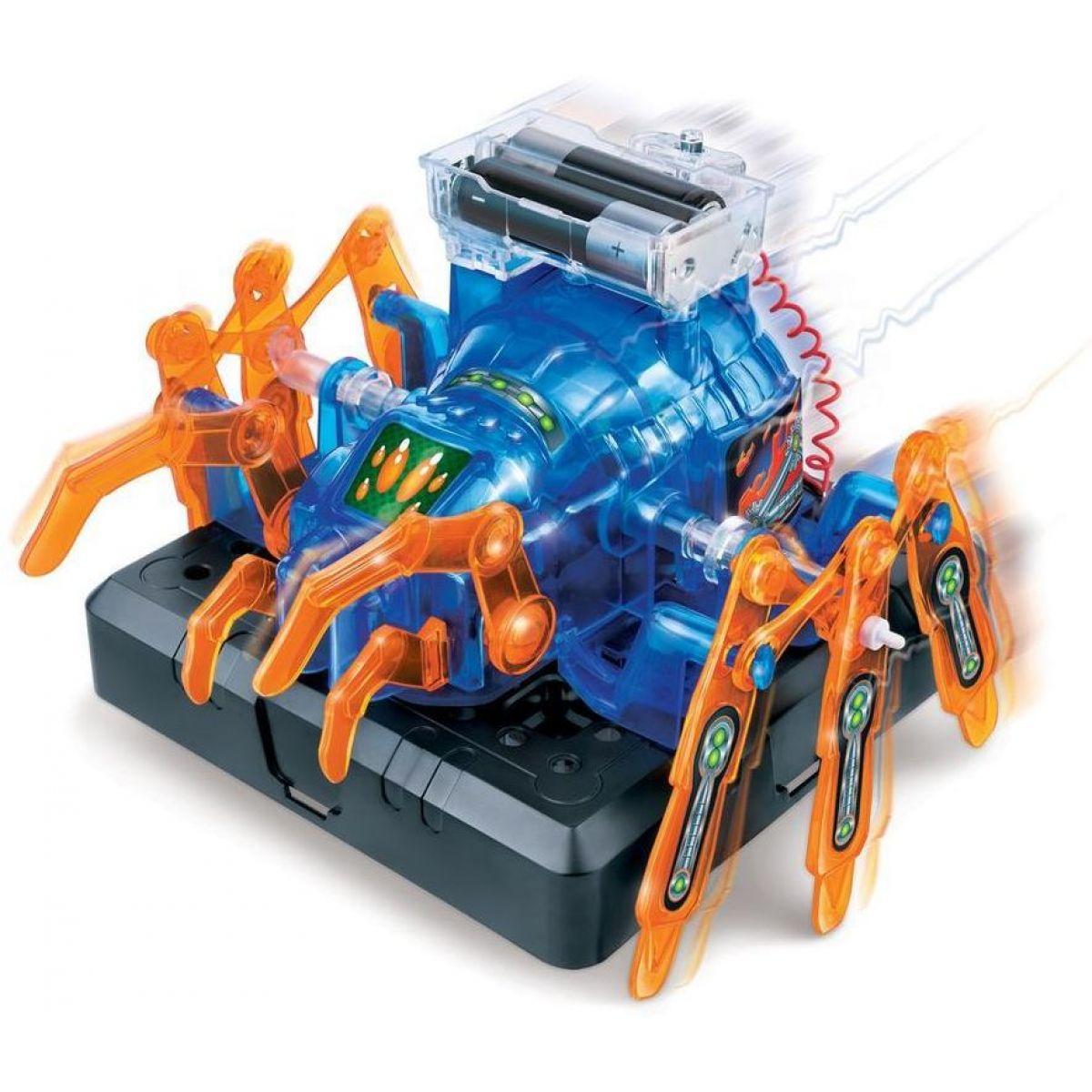 HM Studio Connex robotický pavúk