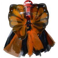 HM Studio Detský kostým Halloween víla