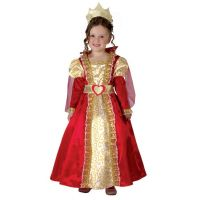 HM Studio Detský kostým Kráľovná 92 - 104 cm