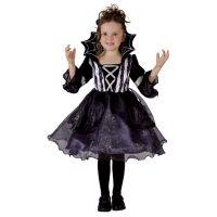 HM Studio Detský kostým Pavúčie dievča 92 - 104 cm