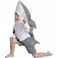 HM Studio Dětský kostým Žraloka 92-104 cm