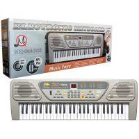 Hm Studio Elektronické klávesy 54 kláves s adaptérom