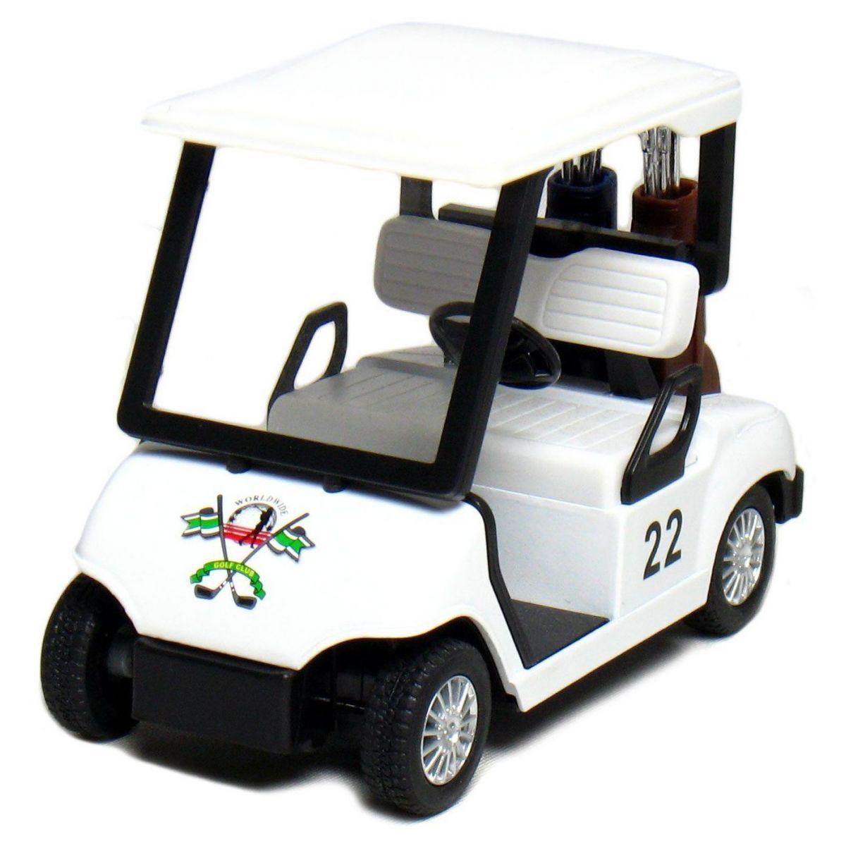 HM Studio Golfový vozík