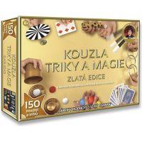 HM Studio Kúzla, triky a mágia - Zlatá edícia 150 trikov