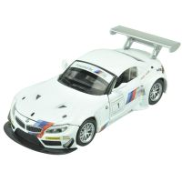 HM Studio kovový model BMW Z4 GT3 1:32