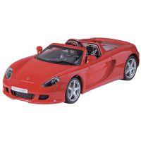 HM Studio kovový model Porsche Carrera GT1:24