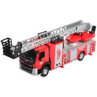 HM Studio kovový model Volvo hasiči 1:50