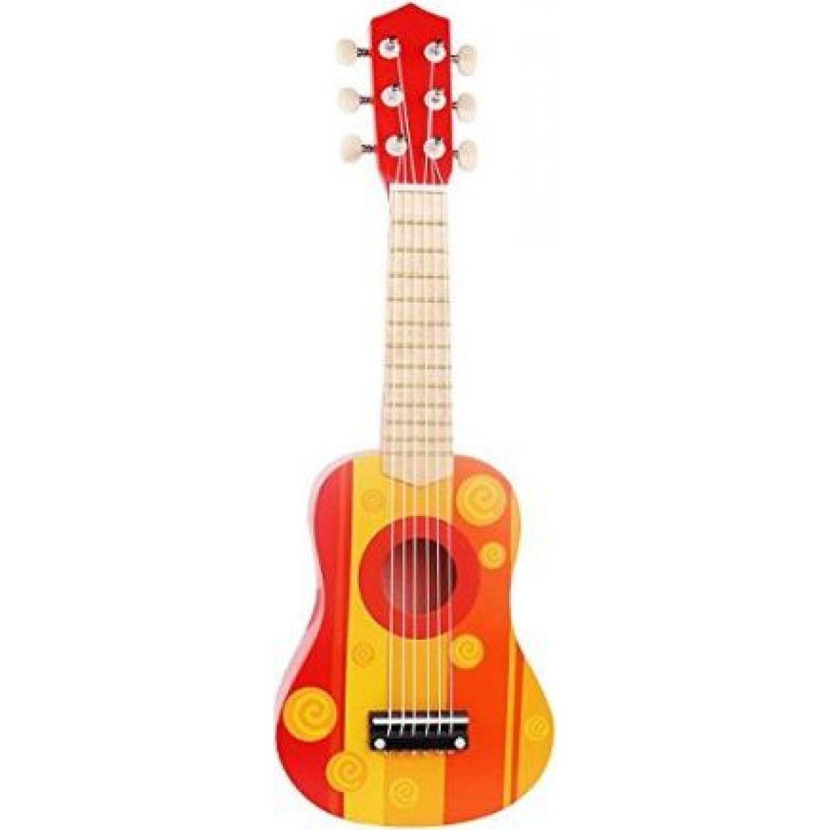 HM Studio Drevené hudobné nástroje Gitara