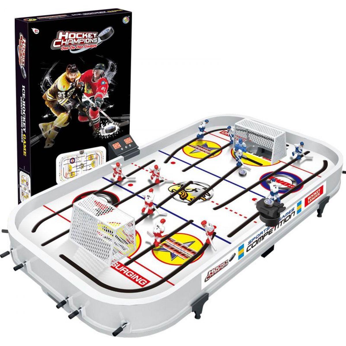 HM Studio Ľadový hokej - stolná hra