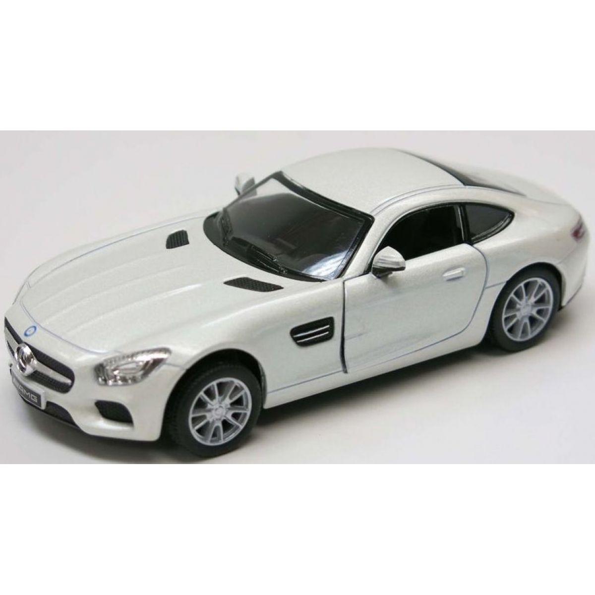 HM Studio Mercedes AMG GT biely