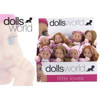 Dolls World Panenka zvířátko 20 cm