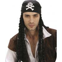 Hm Studio Parochňa Pirát s vlasmi