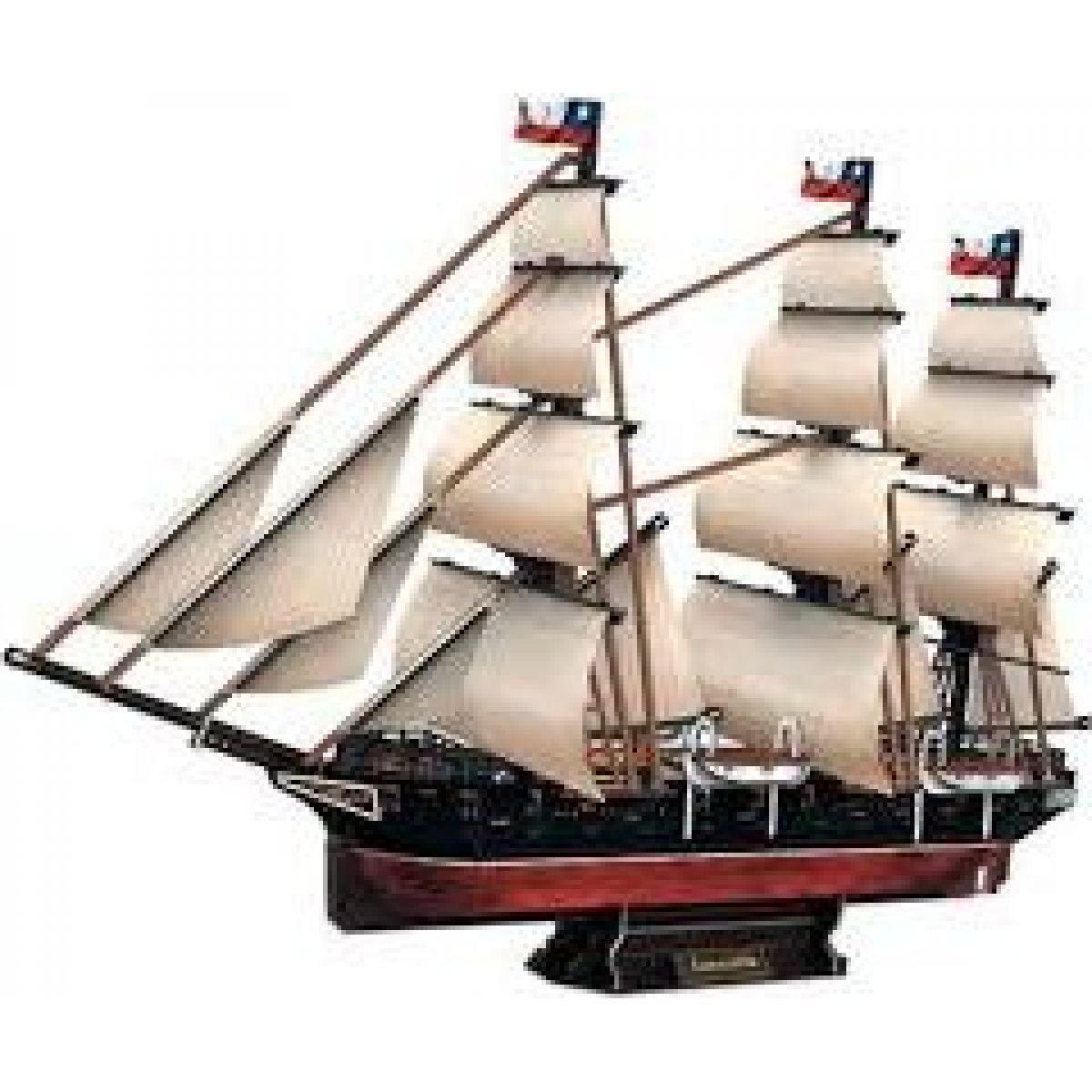 HM Studio 3D puzzle Esmeralda Vessel 306 dílků