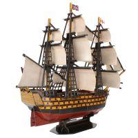 HM Studio 3D Loď HMS Victory 189 dílků