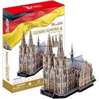 HM Studio Puzzle 3D Katedrála Kolín nad Rýnom 179 dielikov 2