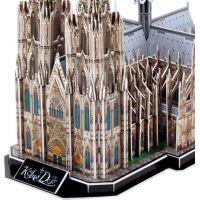 HM Studio Puzzle 3D Katedrála Kolín nad Rýnom 179 dielikov 3
