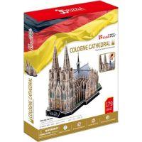 HM Studio Puzzle 3D Katedrála Kolín nad Rýnom 179 dielikov 5