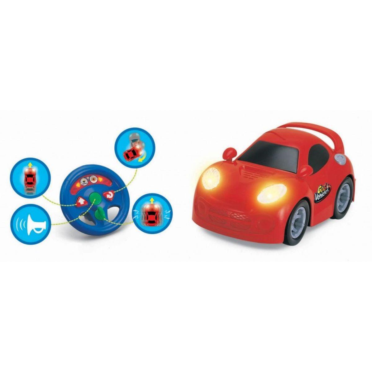 HM Studio RC auto Sportcar