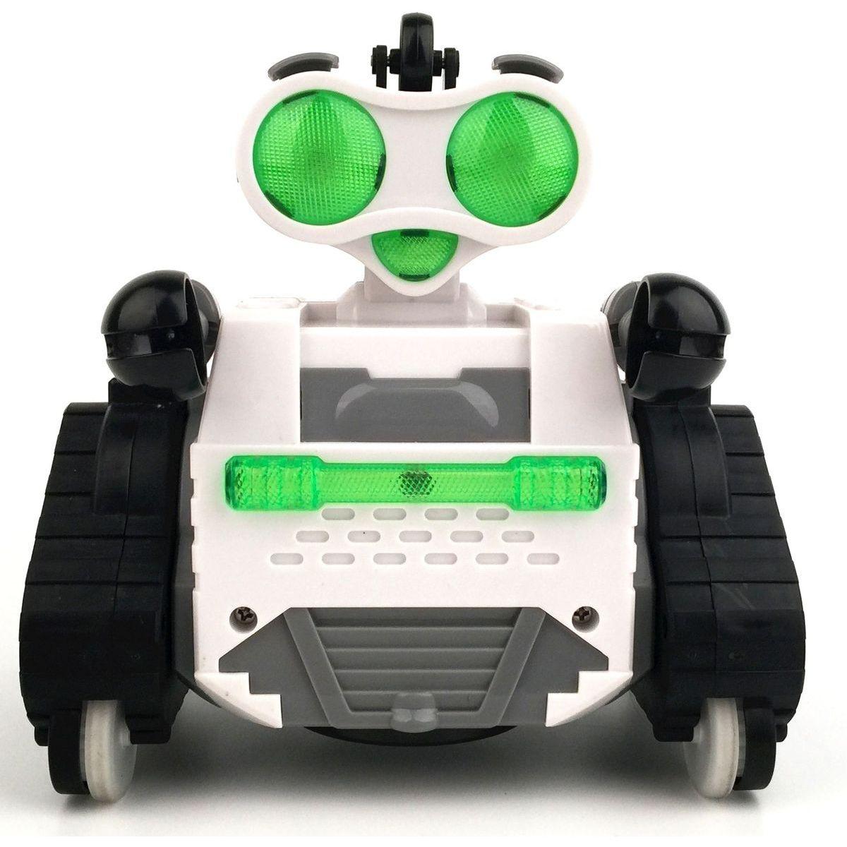 HM Studio RC Robot bielozelenej