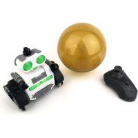 HM Studio RC Robot bielozelenej 3
