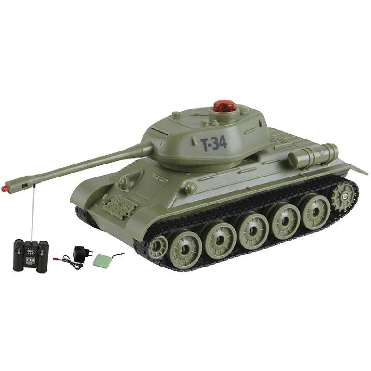 HM Studio RC Tank T34 khaki