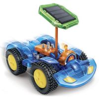 GREENEX - Solární auto