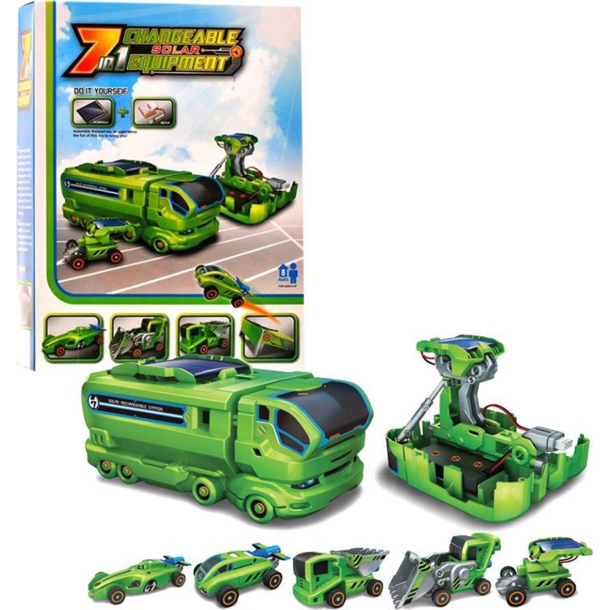 Solar car 7 v 1