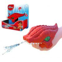 HM Studio Striekajúci drak do vody červený