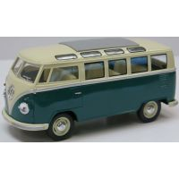 HM Studio VW Classical Bus 1962 zelený