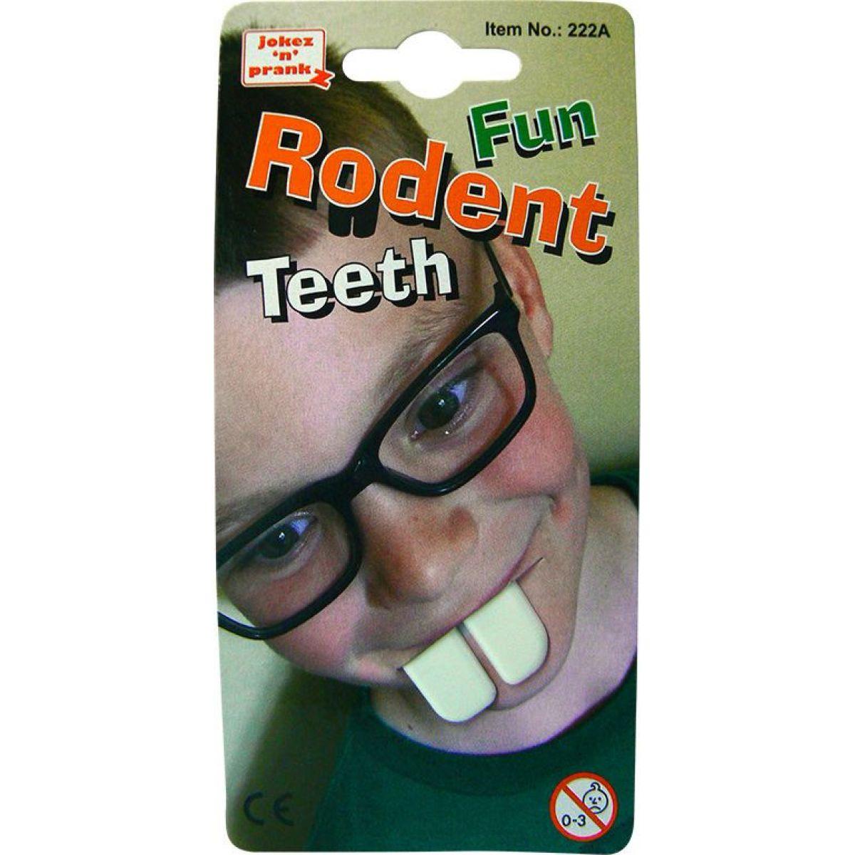 HM Studio žartovný predmet Králičie zuby