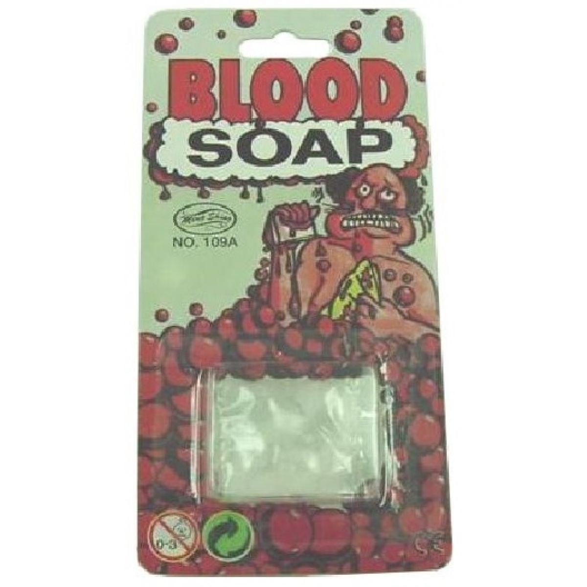 HM Studio Žartovný predmet Krvavé mydlo