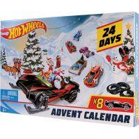 Hot Wheeels adventný kalendár