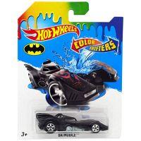 Hot Wheels Angličák Color Shifters Batmobile
