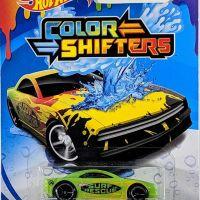 Hot Wheels Angličák Color Shifters Muscle Tone