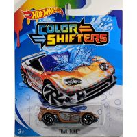 Hot Wheels Angličák Color Shifters Trak-Tune