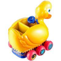 Hot Wheels Batman Prémiové auto 1:50 The Penguin Duck 2